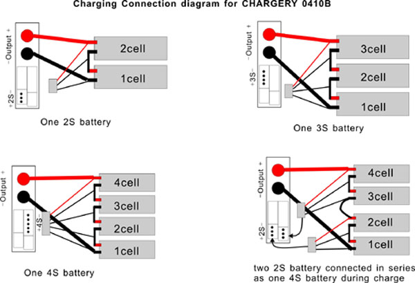 charge_2_2S_battery_with_04 chargery model power, specially design the balance charger built lipo battery wiring diagram at soozxer.org
