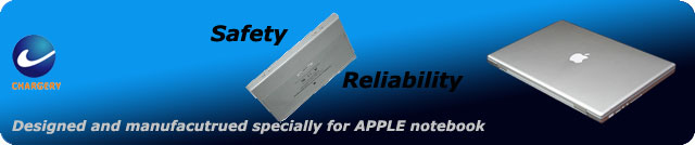 battery for Apple notebook